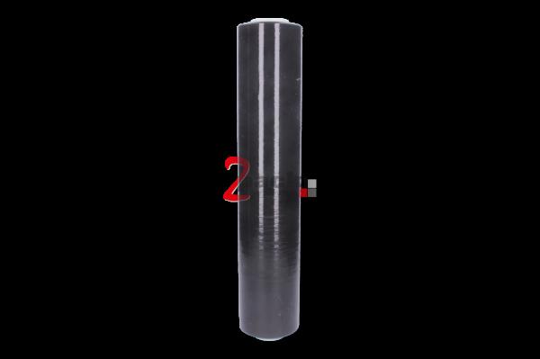 PE-Stretchfolie, schwarz, 500 mm / 300 m - 23