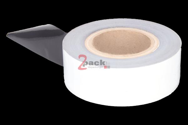 Oberflächenschutzfolie, 1250 mm x 150 m, schwarz-weiß