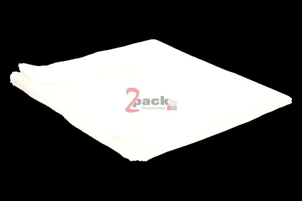 """HDPE-Shopper-Bag """"Hemdchen"""" (30+18x55 cm), weiß"""