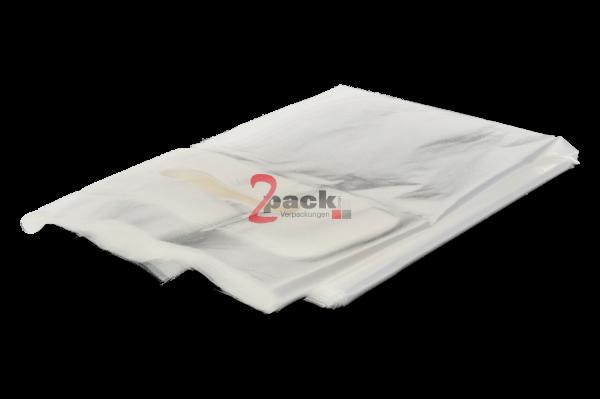 LDPE-Tragetaschen (38x45+5cm), transparent